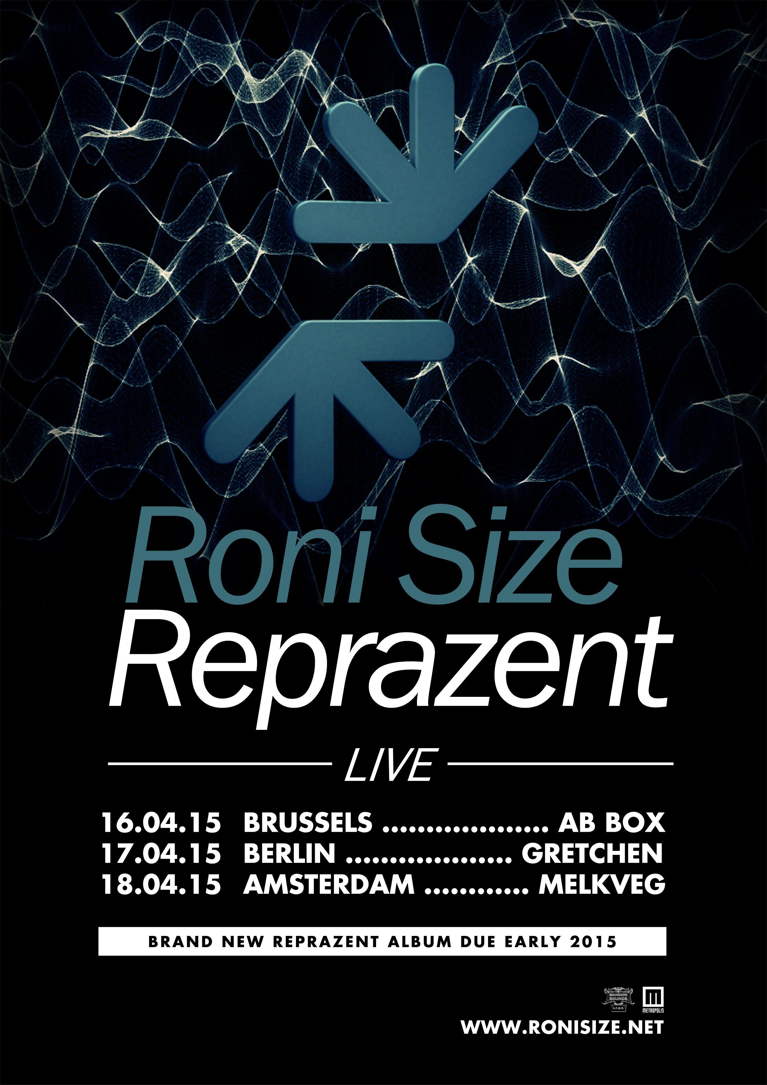 RONISIZE_REPRAZENT_EURO_TOURPOSTER
