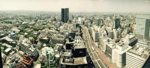 Tokyo Room View
