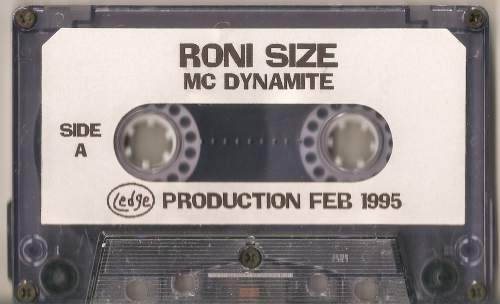 Roni Size And Mc Dynamite - The February Edition.A