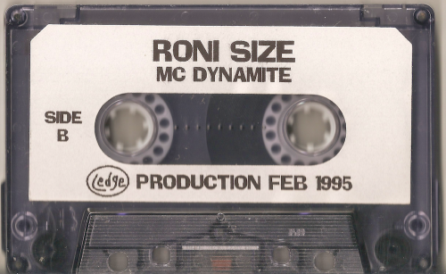 Roni Size And Mc Dynamite - The February Edition.B